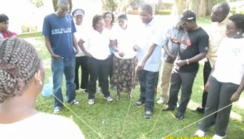 team building activities in kenya